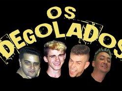 Image for Os Degolados