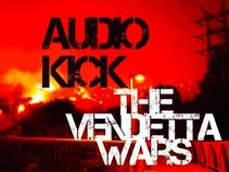 Audio kick