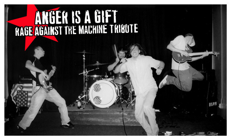 rage against the machine anger is a gift