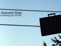 An Autumn Rain