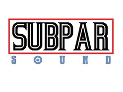 Image for Subpar Sound