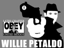 willie petaldo