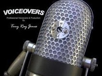 Voiceovers by Tony Ray Jones