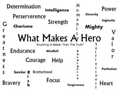 Image for What Makes A Hero