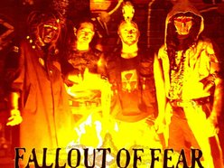 Image for FALLOUT OF FEAR