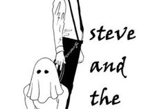 Steve And the ghost
