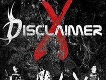 X Disclaimer