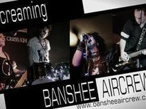 Screaming Banshee Aircrew