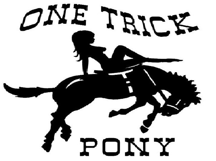 Image for One Trick Pony