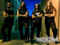 FROZEN DAWN - Madrid Black Metal