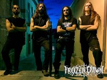 FROZEN DAWN - Madrid Black Metal