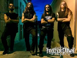 Image for FROZEN DAWN - Madrid Black Metal