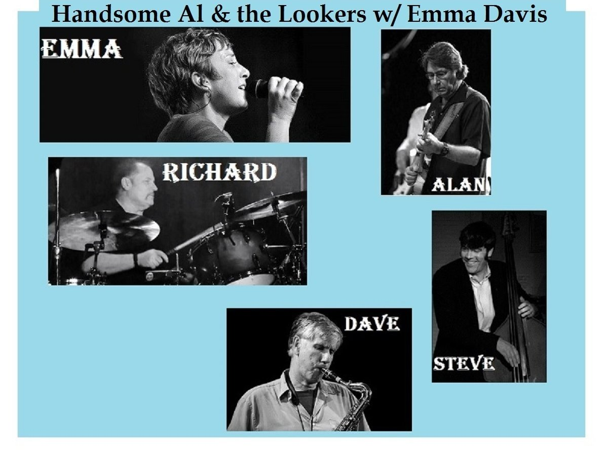 Image for Handsome Al and the Lookers -- Featuring Emma Davis