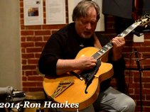 Bill Barnes Jazz Guitarist