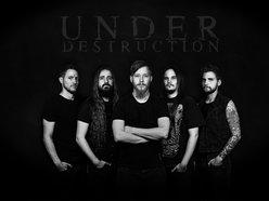 Image for Under Destruction