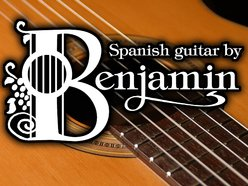 Image for Benjamin flamenco guitar