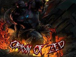 Image for ORIGIN OF ZED