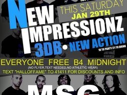 Image for NEW IMPRESSIONZ