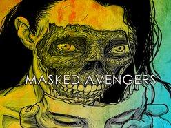 Image for Masked Avengers