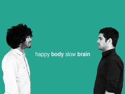 Image for Happy Body Slow Brain