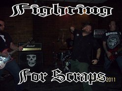 Image for Fighting For Scraps