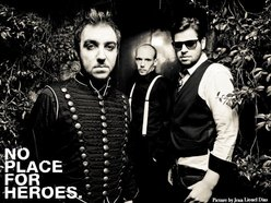 Image for No Place For Heroes
