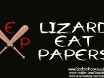 Lizard Eat Papers