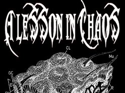 Image for A LESSONIN CHAOS
