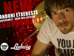 Image for Andoni Etxebeste Drums