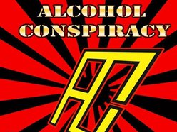 Image for alcohol conspiracy