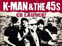 K-Man & the 45s