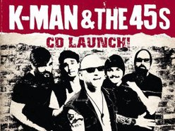 Image for K-Man & the 45s