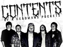Image for Contents of A Deadman's Pockets