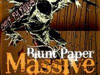 Blunt Paper Massive