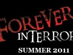 Image for FOREVER IN TERROR