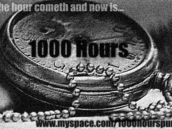 Image for 1000 Hours