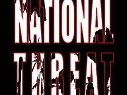 Image for NATIONAL THREAT