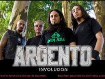 Argento Heavy Metal