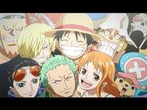 One Piece Japanese anime! XD