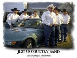 Image for Just Us Country Band