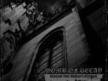 WOMB OF DECAY (Tur)