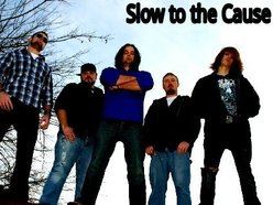Image for Slow to the Cause