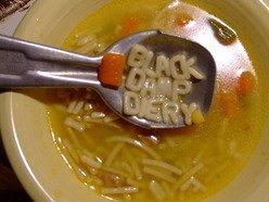 Black Damp Diery