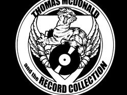Image for Thomas McDonald and the Record Collection