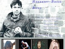 The Sean Hennessy-Brose Band