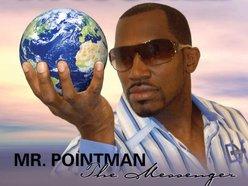 Image for MR POINTMAN AKA THE MESSENGER