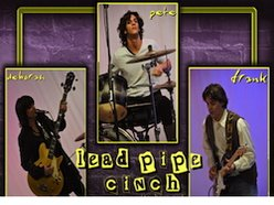 Image for Lead Pipe Cinch