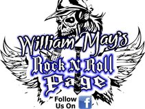 william mays ROCK N ROLL page