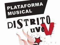 DISTRITO UVE (Plataforma Musical Alternativa)