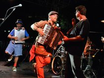 Ernest James Zydeco